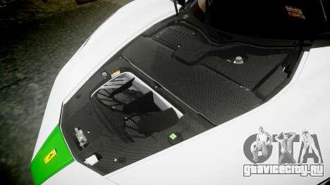 Ferrari LaFerrari 2013 HQ [EPM] PJ2 для GTA 4 вид сбоку