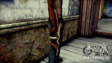 Thompson Infernal Dragon CrossFire для GTA San Andreas третий скриншот