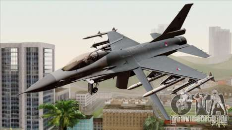 F-16AM Fighting Falcon для GTA San Andreas