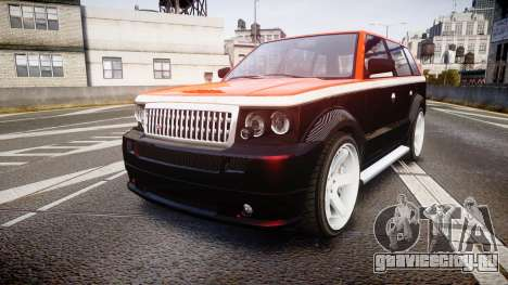 Vapid Huntley Sport RS для GTA 4