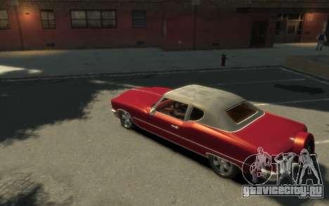 GTA 3 Yardie Lobo HD для GTA 4 вид слева