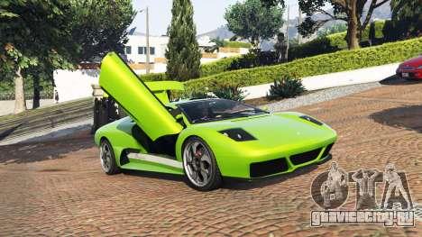 Реалистичное управление автомобилем v1.2 для GTA 5