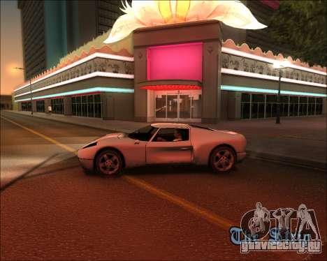ENB Kiseki v1 для GTA San Andreas второй скриншот