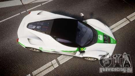 Ferrari LaFerrari 2013 HQ [EPM] PJ2 для GTA 4 вид справа