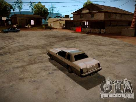 ENB Real Monsters для GTA San Andreas третий скриншот