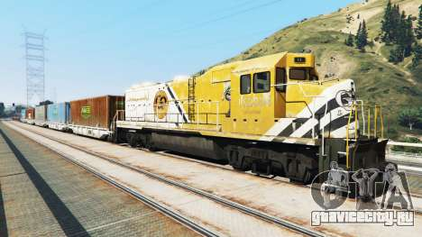 Инженер железной дороги v2.5 для GTA 5