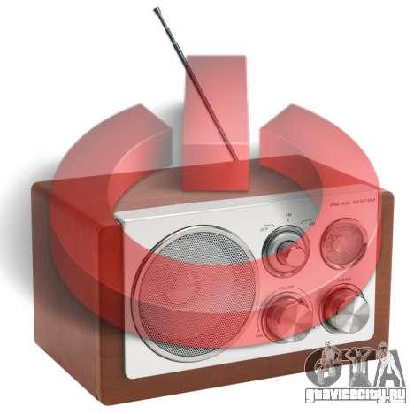 Выключение радио для GTA 5