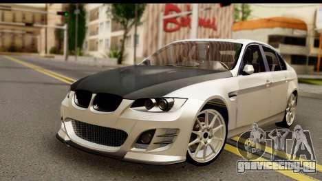 BMW M3 E90 Hamann для GTA San Andreas