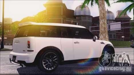SweetGraphic ENBSeries Settings для GTA San Andreas третий скриншот
