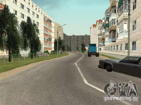 Простоквасино для GTA Criminal Russia beta 2 для GTA San Andreas