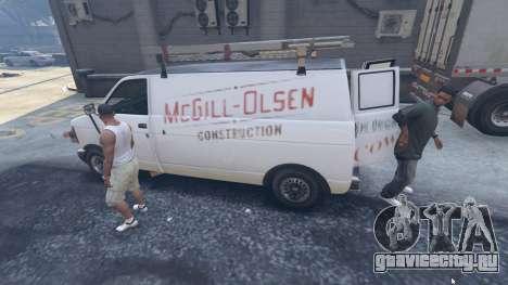 Lamar Missions v0.1a для GTA 5 второй скриншот