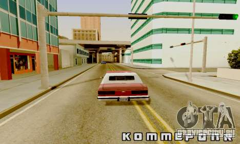Light ENB Series v3.0 для GTA San Andreas четвёртый скриншот