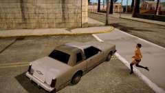 ENB Real Monsters для GTA San Andreas