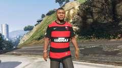Flamengo T-Shirt - Camisa do Flamengo de 2000-01