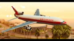 Lookheed L-1011 Air Canada для GTA San Andreas