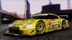 Nissan GTR R35 JGTC Yellowhat Tomica 2008