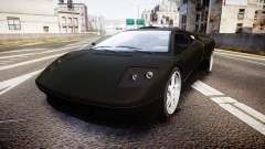 Pegassi Infernus Full Carbon для GTA 4