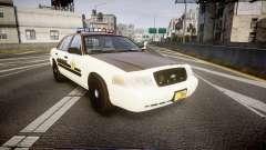 Ford Crown Victoria Liberty Sheriff [ELS] для GTA 4