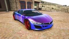 Dinka Jester (Racecar) Lightning PJ