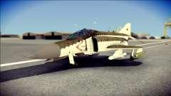 McDonnell Douglas F-4F Luftwaffe для GTA San Andreas