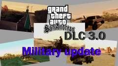 DLC 3.0 Военное обновление