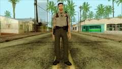 Depurty Alex Shepherd Skin для GTA San Andreas