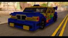 Minecraft Elegant для GTA San Andreas