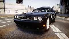 Dodge Challenger SRT8 Police [ELS]