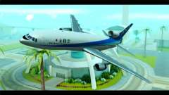 Lookheed L-1011 ANA для GTA San Andreas
