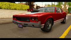 GTA 5 Declasse Sabre GT Turbo
