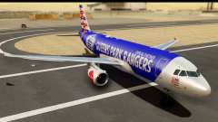 Airbus A320-200 AirAsia Queens Park Rangers