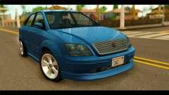 GTA 4 Habanero для GTA San Andreas