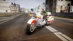 GTA V Western Motorcycle Company Sovereign IRN