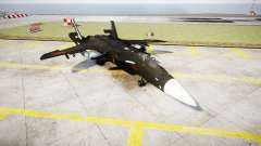 Су-47 Беркут для GTA 4