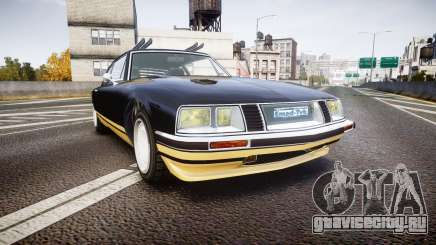 GTA V Lampadati Pigalle для GTA 4