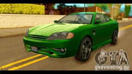 GTA 5 Bollokan Prairie IVF для GTA San Andreas