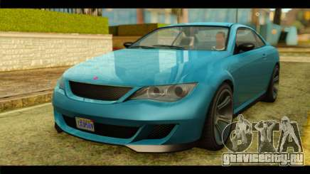GTA 5 Ubermacht Zion XS IVF для GTA San Andreas