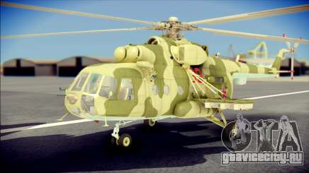 Mi-8 Hip для GTA San Andreas
