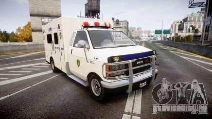 Brute Enforcer для GTA 4