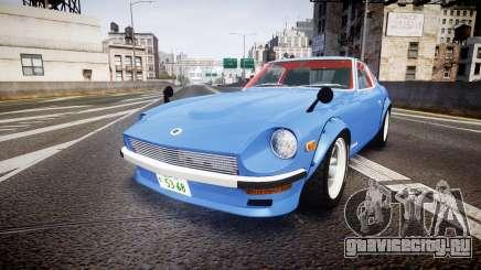 Nissan Fairlady Devil Z для GTA 4