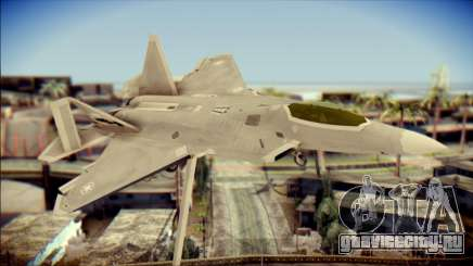 F-22 Gryphus, Falco and Antares для GTA San Andreas