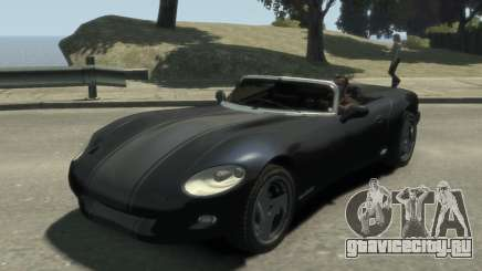 GTA 3 Bravado Banshee HD для GTA 4