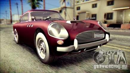 GTA 5 Dewbauchee JB 700 для GTA San Andreas