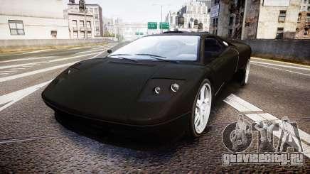 Pegassi Infernus Full Carbon для GTA 4