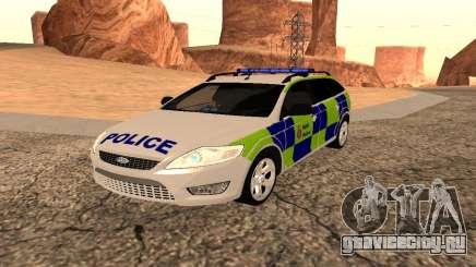 Форд Мондео Кент Полиции для GTA San Andreas