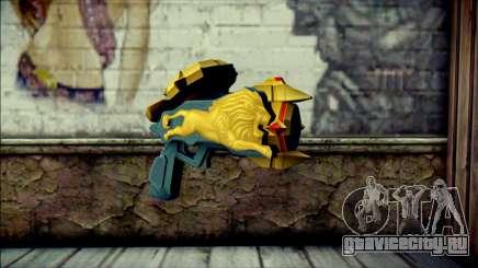 Hyper Magnum Kamen Rider Beast для GTA San Andreas