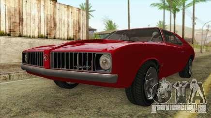 GTA 5 Declasse Stallion для GTA San Andreas