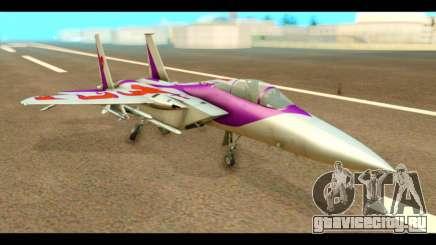 F-15C Air Combat для GTA San Andreas