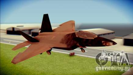 F-22 Raptor G1 Starscream для GTA San Andreas