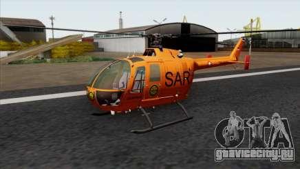 MBB BO-105 Basarnas для GTA San Andreas